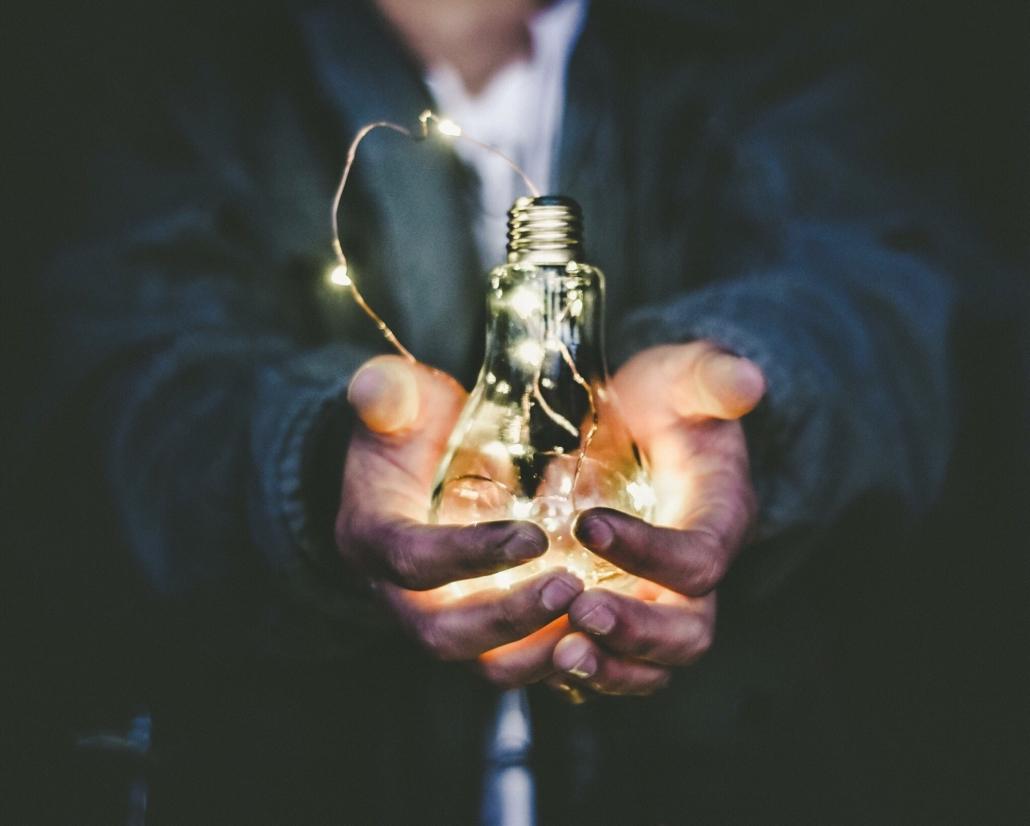 entrepreneur muslimarketeur ampoule